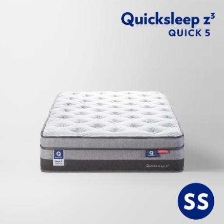 [Quicksleep] 퀵슬립 Q5 롤팩 유로탑 매트리스 슈퍼싱글 사이즈