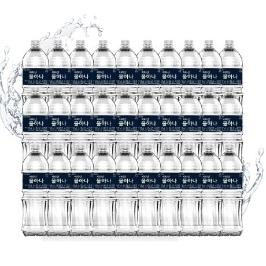 [무료배송] 지리산 생수 2L X 30