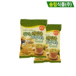 송림식품 귀리&렌틸콩 미숫가루 x2봉