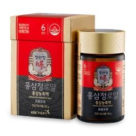 (최신제품)한국인삼공사 정관장 홍삼정 로얄 플러스 240g (쇼핑백 요청시 증정)