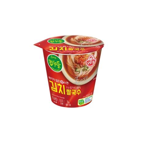 [오뚜기]오뚜기 컵누들 김치쌀국수 컵 34.8g