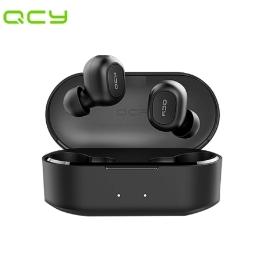 [해외배송] QCY t2s 큐씨와이 t2s 블루투스 무선 이어폰/qcy t2s/블루투스5.0/무료 배송/파우치 포함