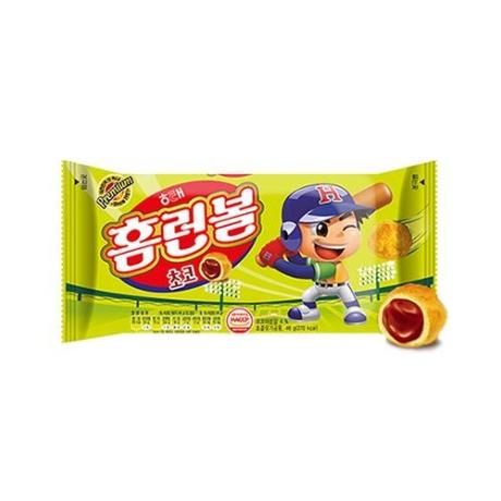 [해태]홈런볼(초코) 46g