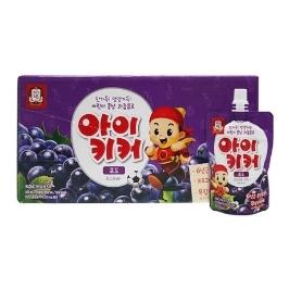 [원더배송] 정관장 아이키커 포도맛 100ml X 50