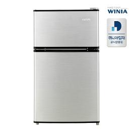 공식인증점 위니아 소형냉장고 WRT087BS 실버 전국무료배송설치