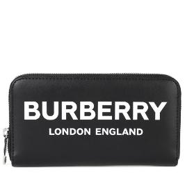 [버버리] [버버리] 버버리 로고프린트 지퍼 장지갑 8009211 8009211
