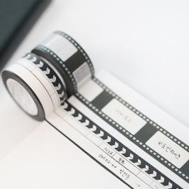 모모팝 영화 모모마테 디자인 마스킹 테이프