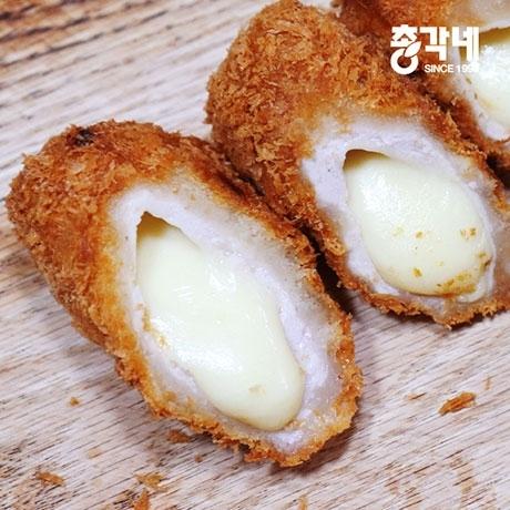 총각네 수제 생 치즈카츠720g(120g*6개)
