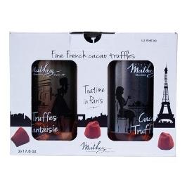 마테즈 플레인 트러플 초콜릿 500g2캔/MATHEZ PLAIN TRUFFLES/생초콜릿/한국 미판매 제품/무료배송중~