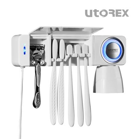 [유토렉스]유토렉스 가정용 칫솔 살균기 UTC-56AW