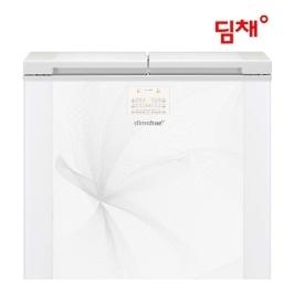[딤채] [쿠폰+카드 641,520원] 공식인증점 딤채 뚜껑형 김치냉장고 EDL22BFTLGS 221리터 전국무료배송설치