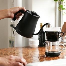 [해외배송] BALMUDA The Pot K02A 블랙/화이트 디자인상 수상 발뮤다 / 포트 / 무료배송 / 관부가세 포함가
