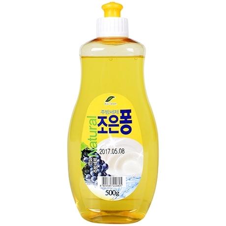 [싸고빠르다] 조은퐁 주방세제 500g 1개