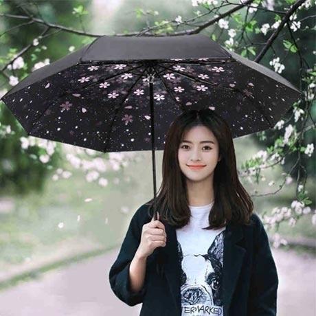 자외선차단 암막 우산