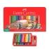 파버카스텔 일반 색연필 60색 틴케이스