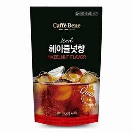 카페베네 헤이즐넛 향 커피 파우치 190ml 1봉