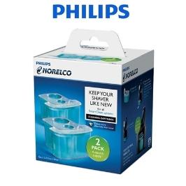 [해외배송] 필립스 면도기 세척액 2개세트 JC302/52