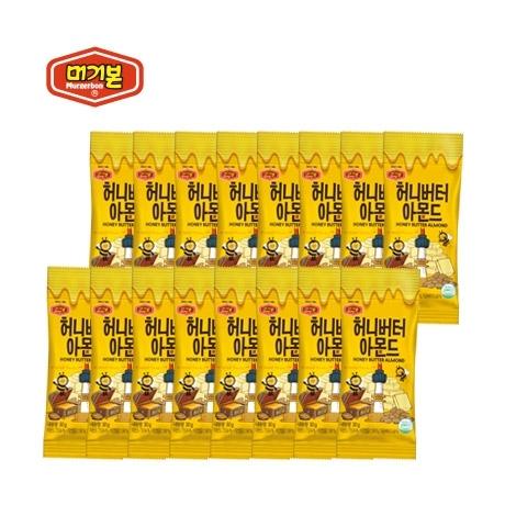허니버터아몬드 30g 16봉