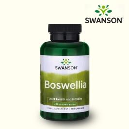 스완슨 Premium 보스웰리아 Boswellia 400mg 100정