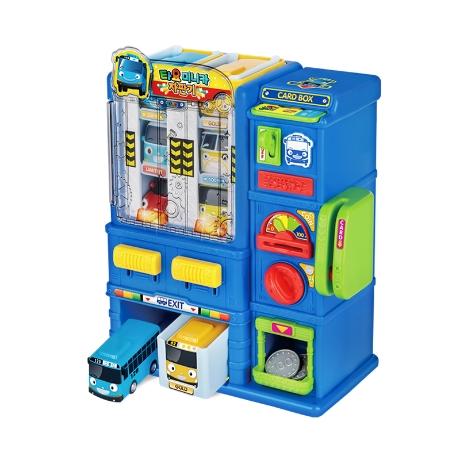 타요 말하는 미니카 자판기