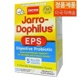 [해외배송] 자로우 50억유산균 120정 Jarro-Dophilus EPS 120캡슐