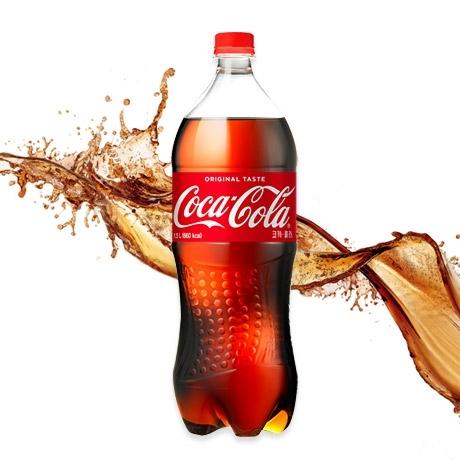 [코카콜라]코카콜라 1.5L 페트 X 12입
