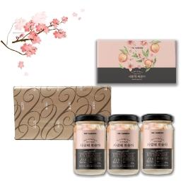 더파머스 복숭아병조림 선물세트 선물포장 / 무료배송