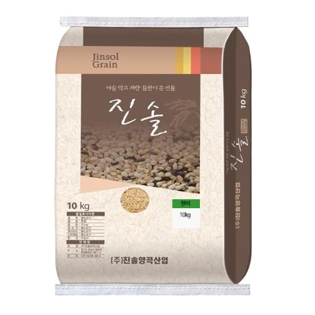 국산 현미 10kg (2019년)