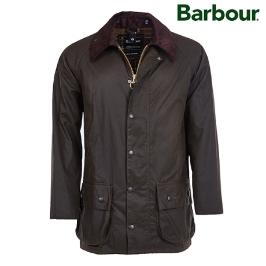 [바버] 19FW 바버 클래식 뷰포트 왁스 자켓 올리브 Classic BEAUFORT Wax Jacket Olive