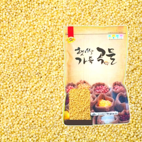 맛있는 찰기장 찰기장쌀 500g