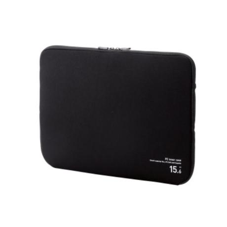 1300K 엘레컴 슬림 네오프렌 노트북 파우치 15.6형 BM-IBNP15BK