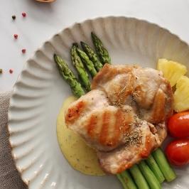 브라질산 닭정육 2kg 1팩 뼈없는 순살 닭다리살