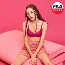 [하프클럽]휠라언더웨어 FILA 아웃핏me 여성 브라 핑크 FI4BAB6446FPIK
