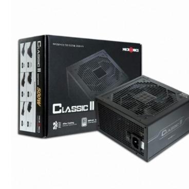 [마이크로닉스] Classic II 500W +12V Single Rail 85+ (ATX 컴퓨터 파워서플라이)