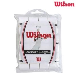 윌슨 테니스/배드민턴 오버그립 12개입 WRR9365WH