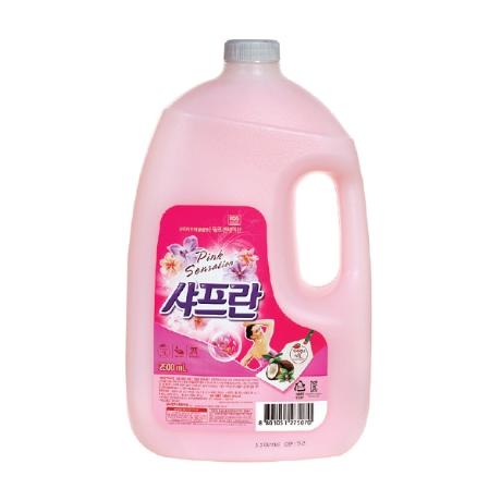 [샤프란] 섬유유연제 핑크센세이션 2500ml