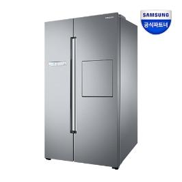 [디지털위크] [공식인증점] 삼성전자 무료배송 냉장고 RS82M6000SA