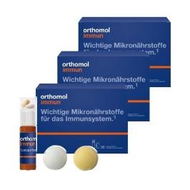 [Orthomol] 오쏘몰 주니어 C plus 태블릿 (30일분)/ 오메가 플러스 (30일분) 각 2개세트
