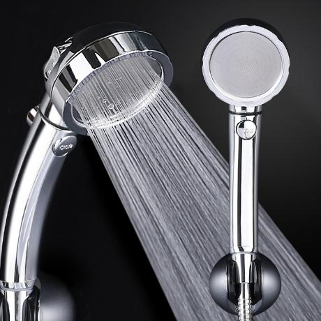 물쎈 3모드 온오프 수압상승 샤워기