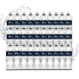 [무료배송] 지리산 생수 2L X 36
