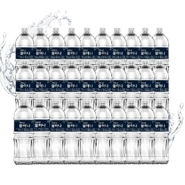 [원더배송] 지리산 생수 2L X 36