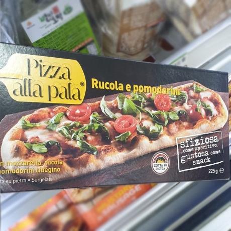 스빌라 루콜라 에 포모도리니 피자 225g