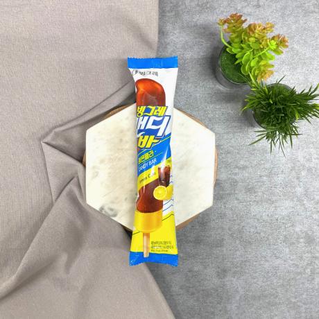 [빙그레] 캔디바레몬콜라 3개