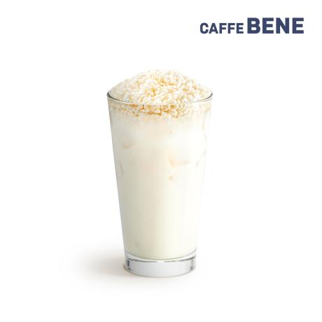 카페베네 우리쌀 라떼R (ICE)