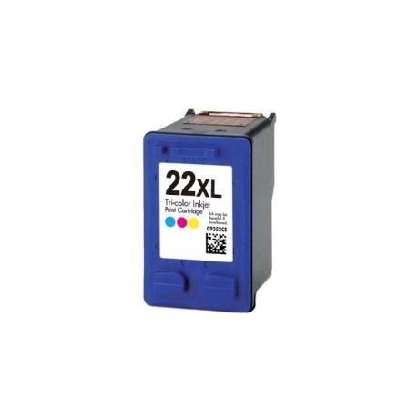 HP22XL 컬러/대용량/재생