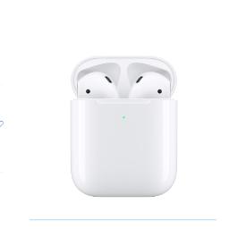 애플 에어팟2--무선충전 케이스 모델 / 100% 정품보증 / 관부가세 포함 / 무료배송