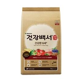 [원더배송] 건강백서 건강 사료 건강한 6세 6kg