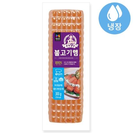 [프라임]목우촌 주부9단 불고기햄 300g