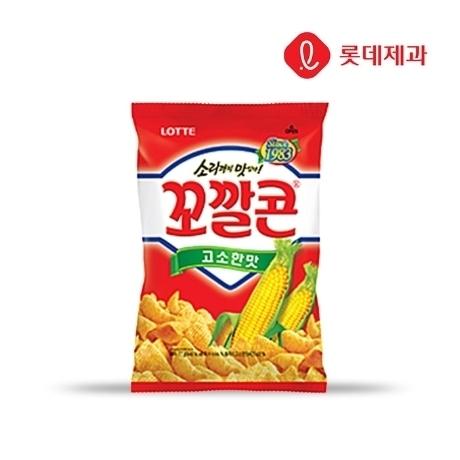 [롯데] 꼬깔콘 고소한맛 72g