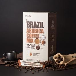 맥널티 브라질 아라비카 커피믹스 200개입